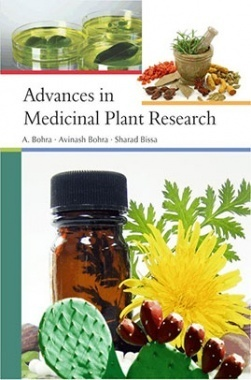 Advances in Medicinal Plant Research