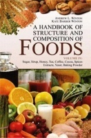 A Handbook of Structure and Composition of Foods (Vol. IV): Sugar, Sirup, Honey, Tea, Coffee, Cocoa,