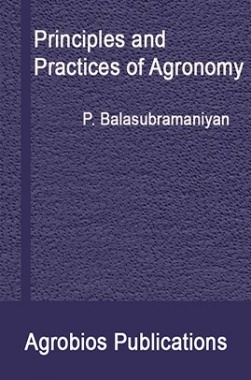 Principles and Practices of Agronomy