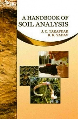 A Handbook of Soil Analysis