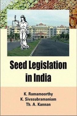 Seed Legislation In India