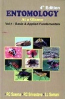 Entomology At A Glance Vol. I By R.C. Saxena, R.C. Srivastava, L.L. Somani