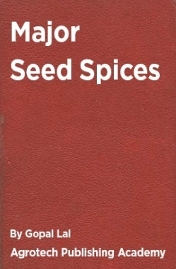 Major Seed Spices
