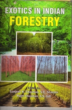 Exotics in Indian Forestry