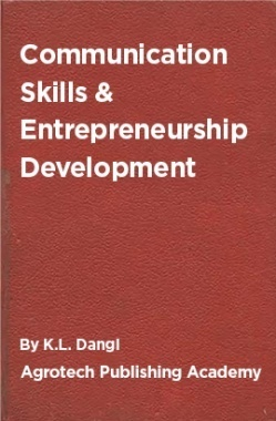 Communication Skills And Entrepreneurship Development