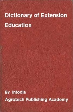 Dictionary of Extension Education