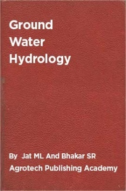 Ground Water Hydrology
