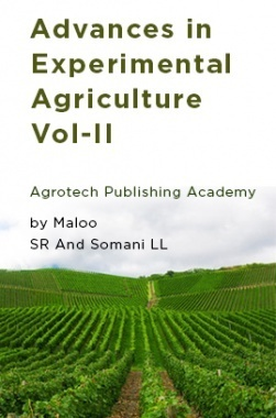 Advances in Experimental Agriculture Vol-II