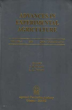 Advances in Experimental Agriculture Vol-I