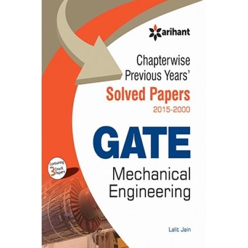 Gate Ebook Mechanical Engineering