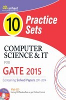 Practice Workbook - COMPUTER SCIENCE & IT  for GATE 2015