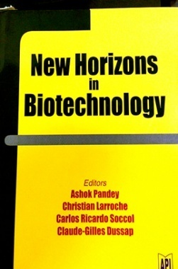 New Horizons in Biotechnology