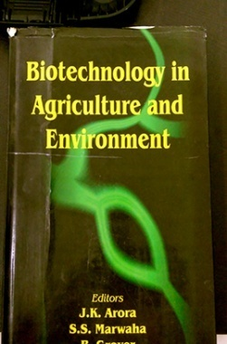 Biotechnology in Agriculture and Environment