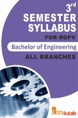 BE 3rd Sem Syllabus of all Branches for RGPV