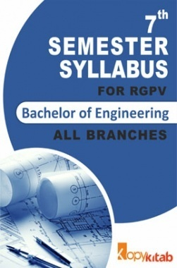 BE 7th Sem Syllabus of all Branches for RGPV