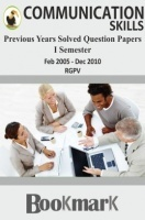 BookMark - Communication Skills - RGPV - Previous Year Solved Question Papers