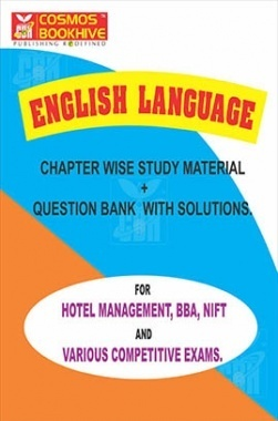 English Language For Hotel Management, BBA, NIFT And Other Various Competitive Exam