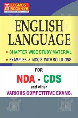 English Language For NDA, CDS And Other Various Competitive Exam