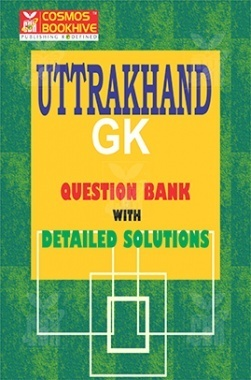 Uttarakhand GK Question Bank With Detailed Solution