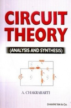 Circuit Theory eBook By Chakraborty