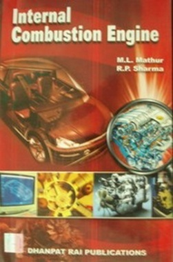 Internal Combustion Engines eBook By R P Sharma