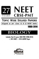 27 Years NEET CBSE-PMT Topic Wise Solved Papers1