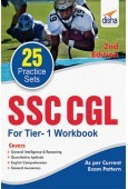 25 Practice Sets SSC CGL Tier I Workbook