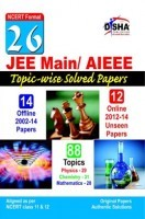 JEE Main AIEEE Topic-wise solved papers