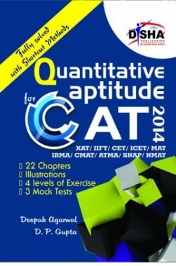 Quantitative Aptitude Cat 2014 by Deepak Agarwal, D.P. Gupta