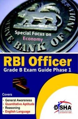 RBI Officer Grade B Exam Guide Phase 1