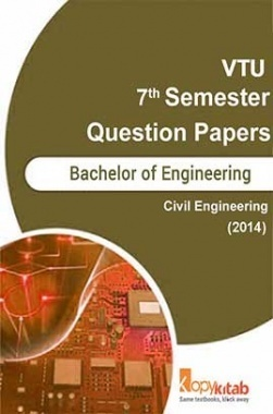 VTU QUESTION PAPERS 7th Semester Civil 2014