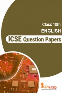 ICSE Sample Question Papers For Class 10 ENGLISH