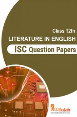ISC Sample Question Papers For Class 12 Literature in English