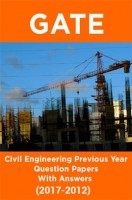 GATE Civil Engineering Previous Year Question Papers With Answers (2016-2012)