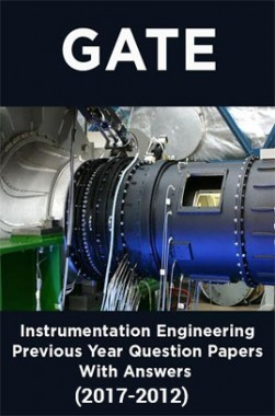 GATE Instrumentation Engineering Previous Year Question Papers With Answers (2017-2012)