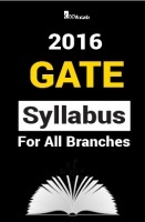 GATE 2017 Syllabus For All Branches
