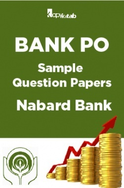 BANK PO Sample Question Papers For Nabard Bank