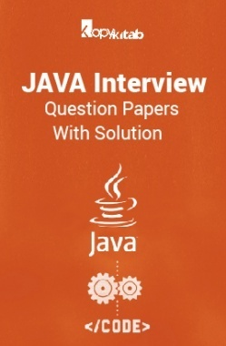 JAVA Interview Question Papers With Solution