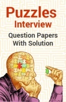 Puzzles Interview Question Papers With Solution