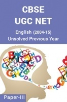 CBSE UGC NET Unsolved Previous Year Question Papers English Paper-III (2004-15)