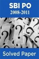 SBI PO Solved Paper (2008-2011)