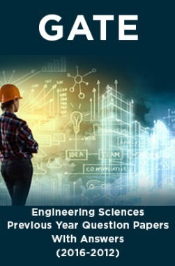 GATE Engineering Sciences Previous Year Question Papers With Answers (2017-2012)
