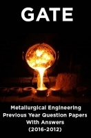 GATE Metallurgical Engineering Previous Year Question Papers With Answers (2017-2012)