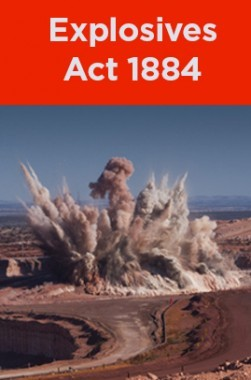 Explosives Act 1884