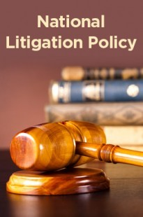 National Litigation Policy