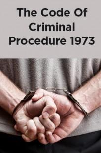 The Code Of Criminal Procedure 1973
