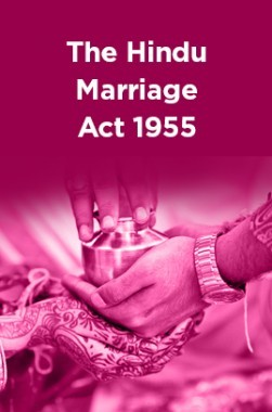 The Hindu Marriage Act 1955