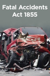 Fatal Accidents Act 1855