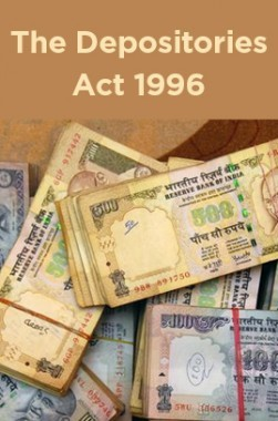 The Depositories Act 1996