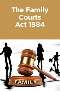 The Family Courts Act 1984